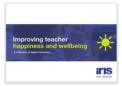 teacher happiness and wellbeing guide